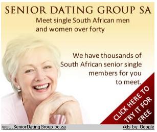 Senior dating group sa