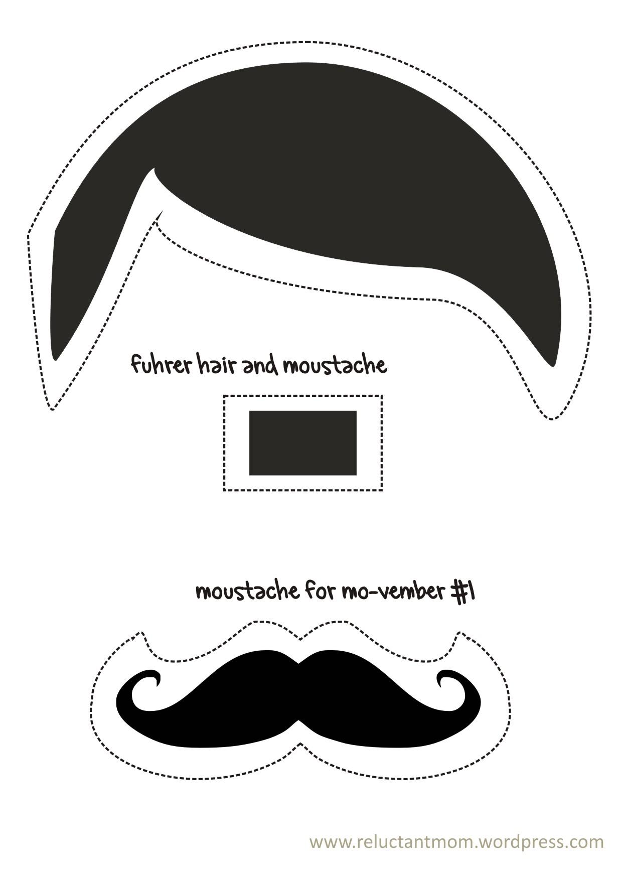 mustach template - moustache templates