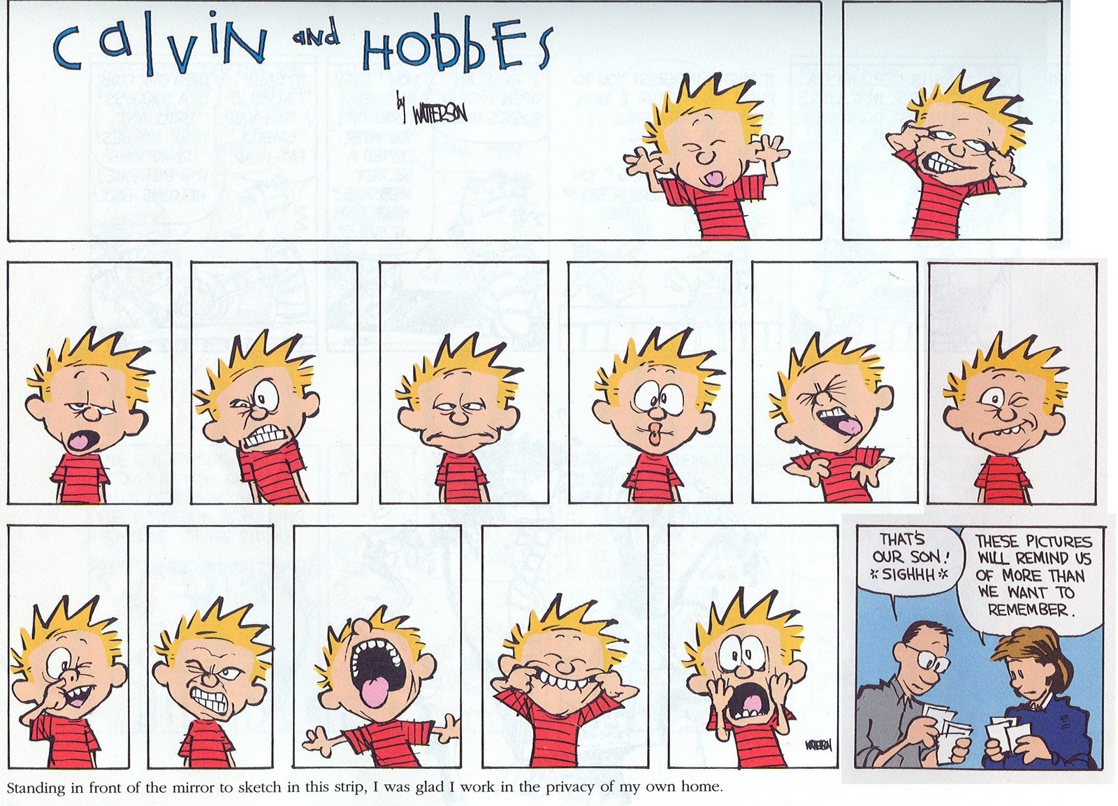 calvin hobbes faces jpg 1600 1153 animated characters