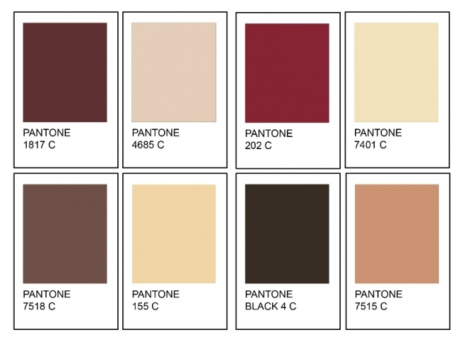 Off White Pantone Color Chart http://reluctantmom.wordpress.com/tag/pantone/