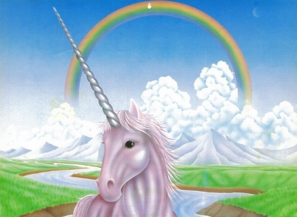Rainbow-unicorns