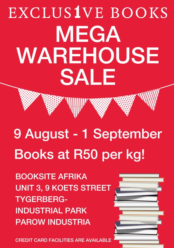 Generic Mega Warehouse Sale A1 X10 Cape Town with bleed